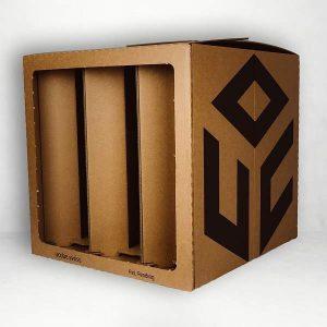 Lackierfilter uCube Farbnebelbox Filterbox für Lackiernebel Farbnebelabscheider Farbnebelfilterbox