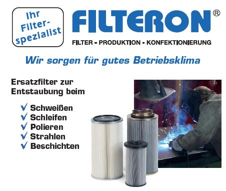 Filterpatronen Entstaubung Staubfilter