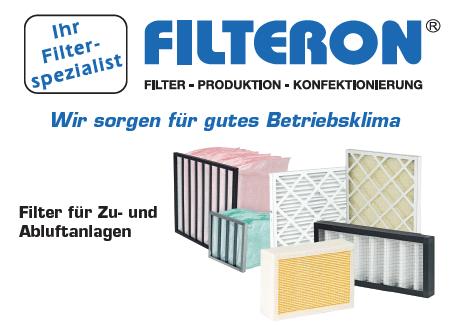Luftfilter Lüftungsanlagen Filter